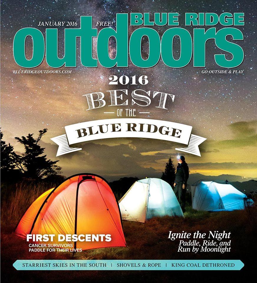 Spruce Pine's Bear Den Campground Wins In Magazine's Best of 2016