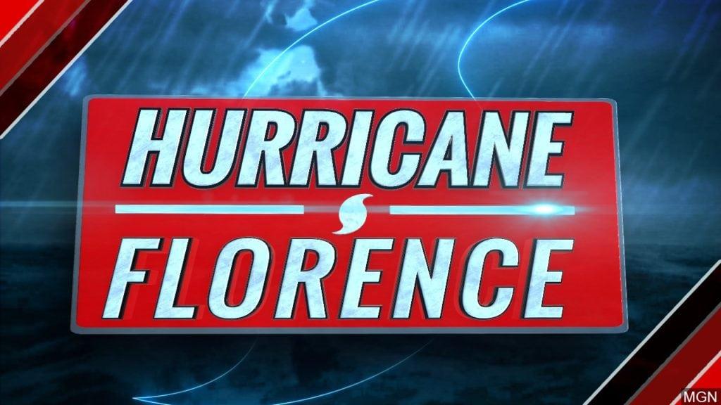 Hurricane Florence: Emergency Resources Quicklinks
